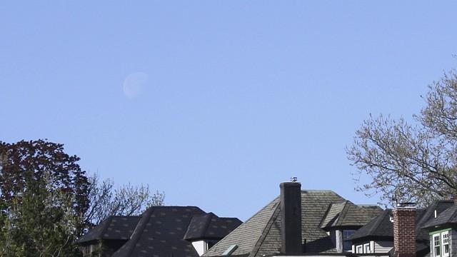Moon Over Weehawken