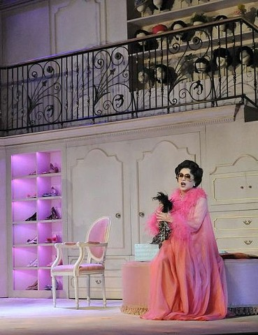 POWDER HER FACE Opera Philadelphia  Thomas Rogers, costume designer Will Kerley, director Photo by Kelly and Massa