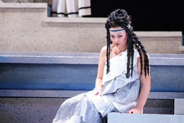 NABUCCO Baltimore Opera Anibal Lapiz, costume designer  Photo by Michael DeFilippi