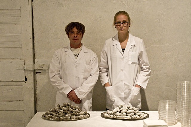 pharmacy (interactive performance)