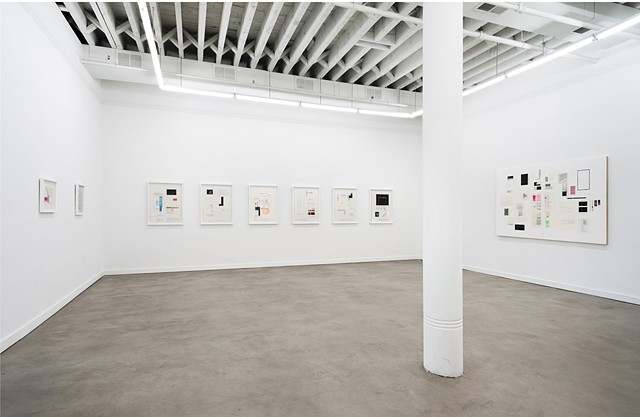 Men (installation view)