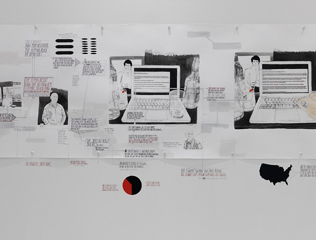 Dear Trusted Associate (detail)
