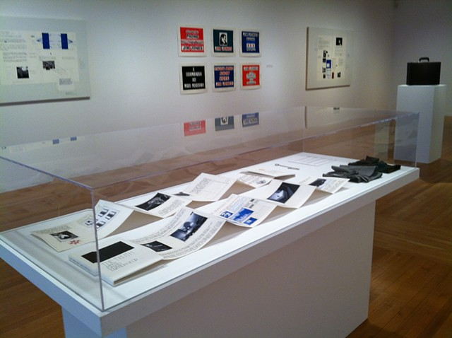 Installation, Some concerns about the candidate Wadsworth Atheneum Museum of Art Hartford, CT