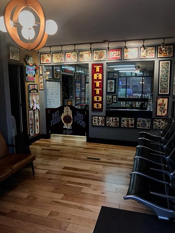 Devotion Tattoo  Boise, Idaho Award Winning Custom Artwork Walk-Ins Welcome!