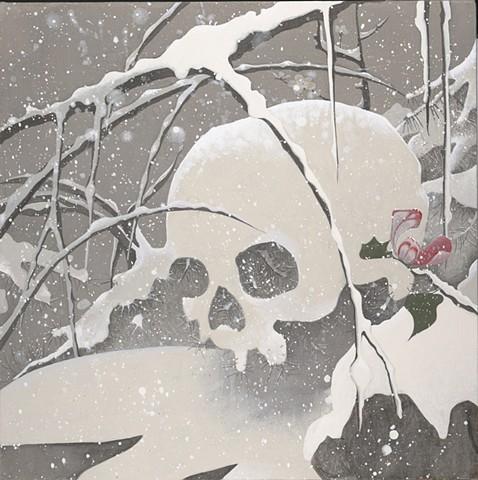 Snow Skull Jakuchu