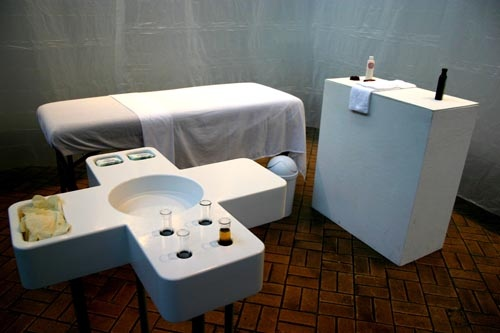 LET Phlebotomy Table