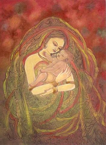 POBITRO BHALOBASHA (SACRED LOVE)
