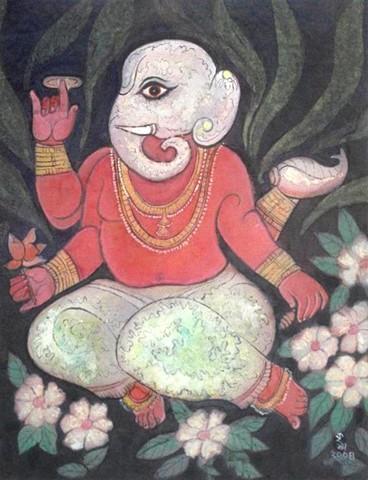 VINAYAK (THE ELEPHANT GOD)