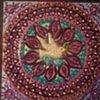 Purple Peace Mandala