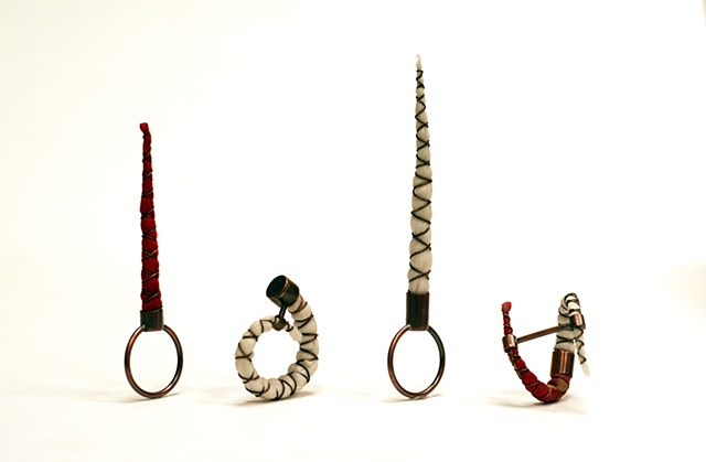 Bound ring set