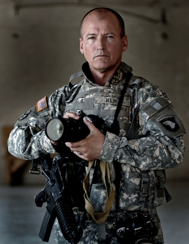 U.S. Army Staff Sergeant Russell Lee Klika