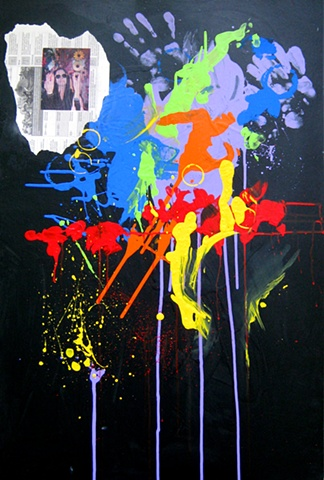 self portrait or color revolution
