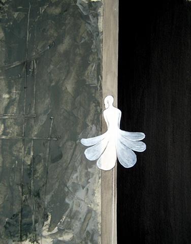 concrete flower