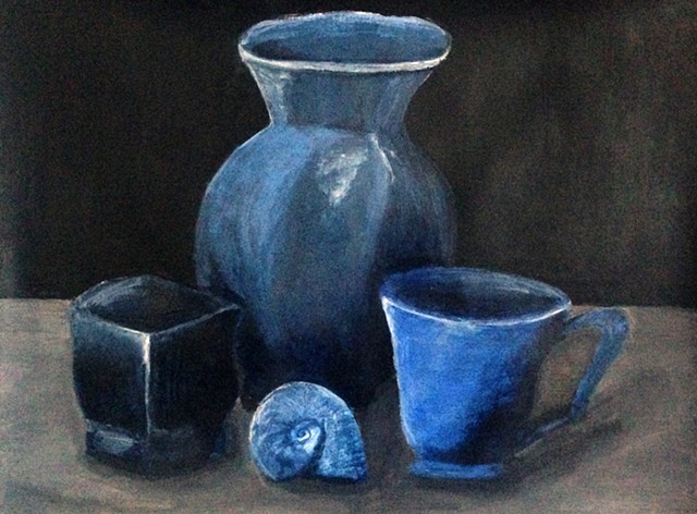Monochromatic Still-Life