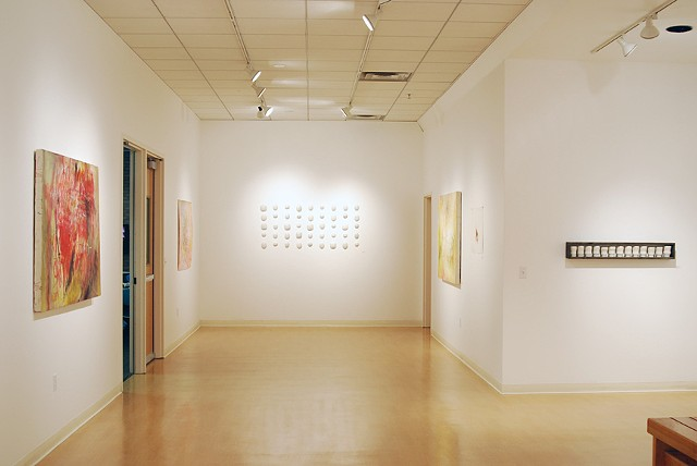 Installation View, UC Gallery