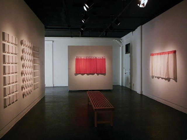 Just Leftovers, Installation View