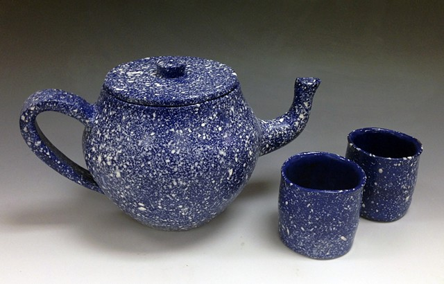 Introduction to Ceramics: Food Specific Serving Ware: Tea for Two