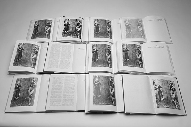 "One Dozen Copies of ""Imogen Cunningham: A Portrait"""