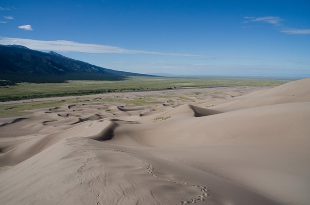 Great Sand Dunes - August 21, 2017