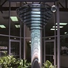 click to zoom/unzoom    Sculpture - Tampa Tribune Plaza building.