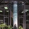 click to zoom/unzoom    Sculpture - Tampa Tribune Plaza building.