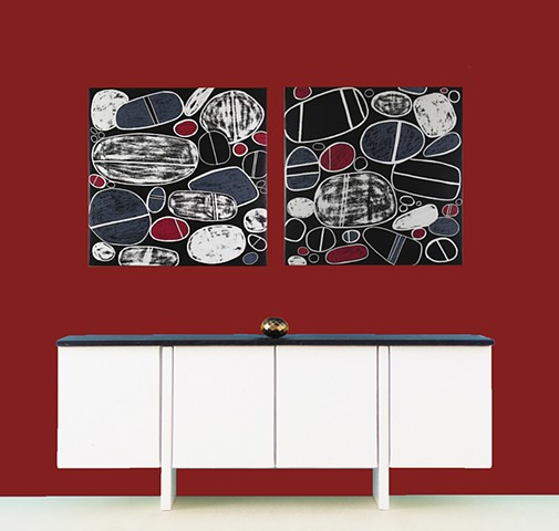 modern fine art metal prints