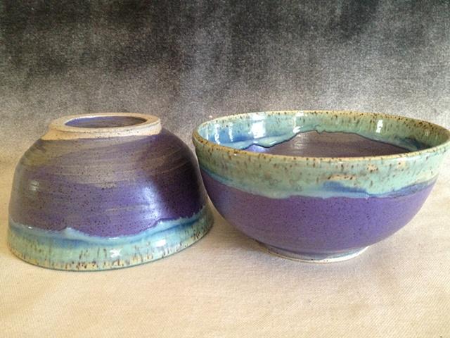 Serving Set: 2 small bowls