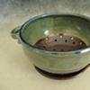 Berry Bowl and Saucer Set