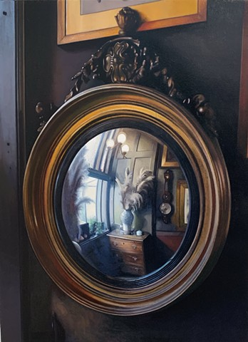 Convex Mirror, Stafford House, London