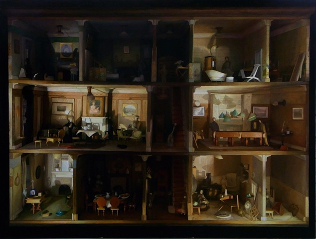 Amy Miles' Doll House