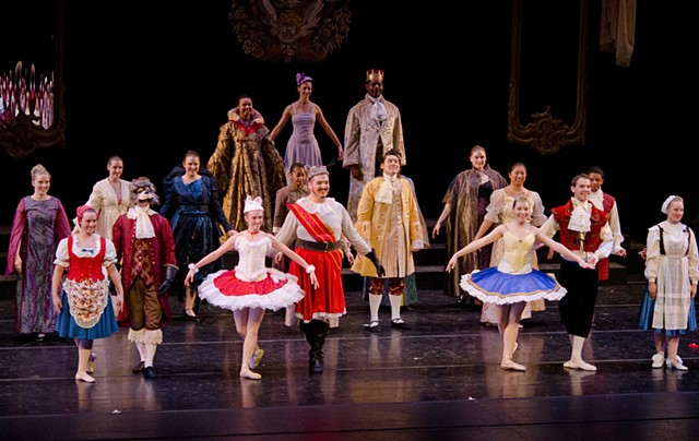 Sleeping Beauty-Full Cast