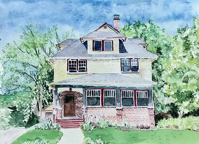 Warren Street House