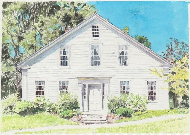 Lowell Damon House