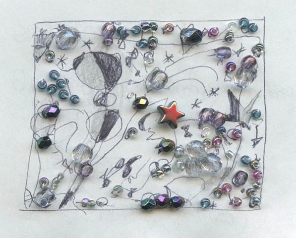 Joan Miro The Poetess