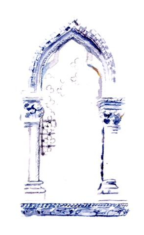 Arch to Porch