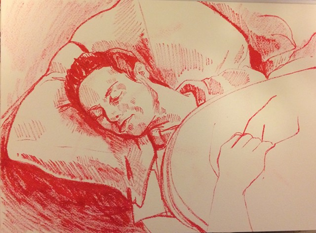 Sleeping Ross