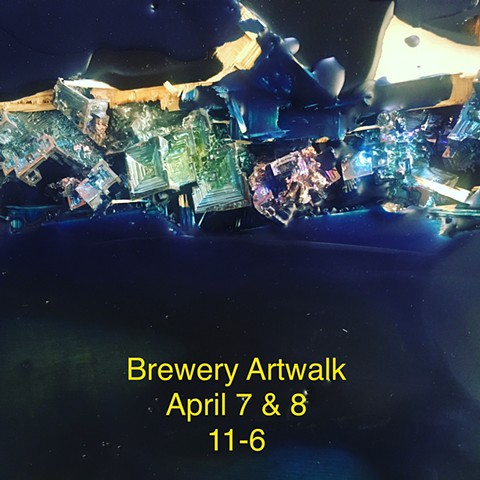 Spring Brewery Artwalk