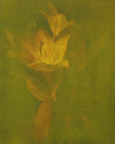 Lillies, yellow