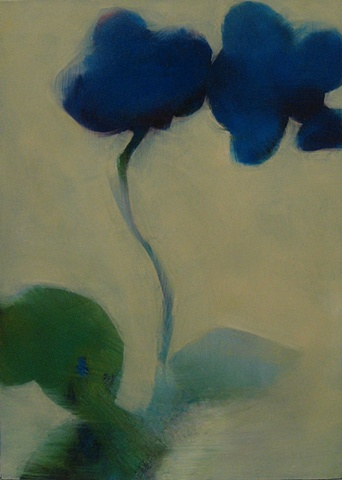 Blue Orchid.