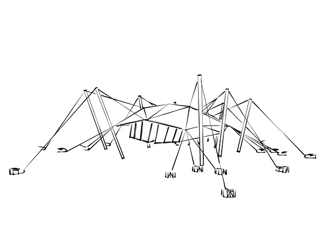new tent sculpture plans