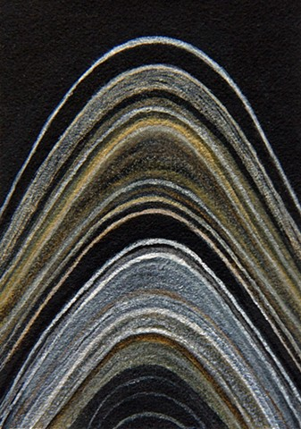 Saturn, rings, Cassini, planet, space, solar system, universe, planets, galaxy, cosmic, stars, space art, science, art, painting, astronomy, art science, science art, sci-art, sciart