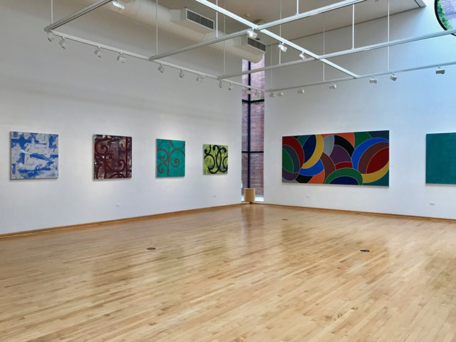 Koehnline Museum of Art / May - June 2018