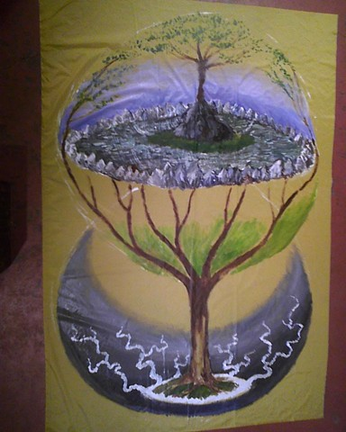 Yggdrasil (the World-Tree)