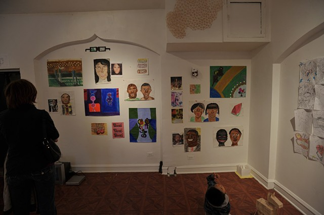 PROM (installation view)