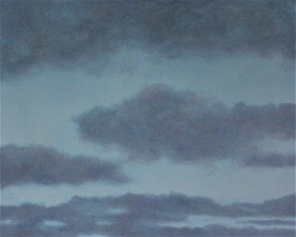 clouds strato cumulus sky painter artist art landscape painter perth contemporary art