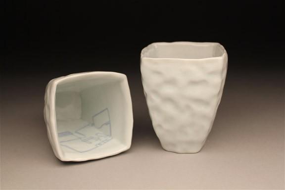 """""""Apartment Tea Cups"""""""
