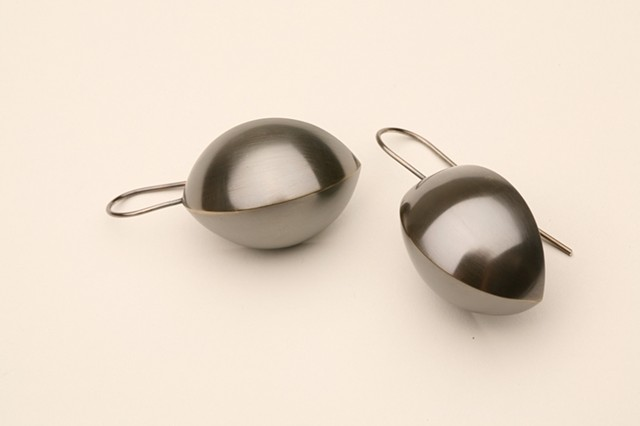 Gemini Capsule Earrings by Sara Owens
