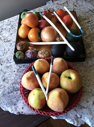 Dowsing Rods for healthy foods for everyone.