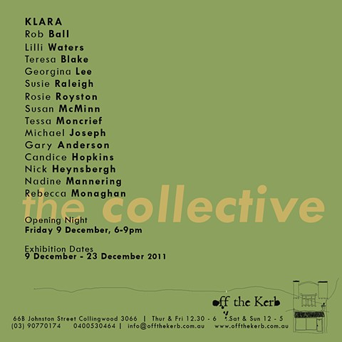 The Collective invitation (back)