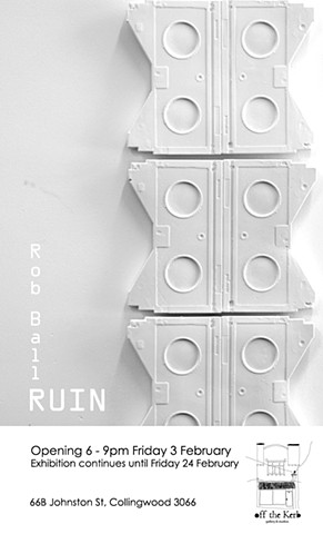 Ruin (Art Almanac advertisement)